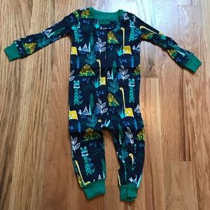 NWOT- The Children's Place Dino baby boy stretchie